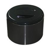IB-10LT/BK Παγοδιατηρητής μαύρος πλαστικός φ29x22cm, 10Lt, με σχάρα