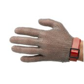 65600010/LARGE Ανοξείδωτο γάντι ασφαλείας, πλεκτό, Large, KAPP