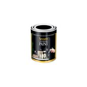 PNT-BL-SM Μαύρη μπογιά 0.25 λίτρων (5τ.μ.), για την δημιουργία μαυροπίνακα, SECURIT