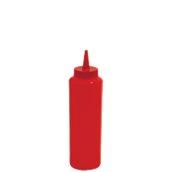 SBT-12/RD Μπουκάλι κέτσαπ 12oz (354ml)