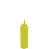 SBT-8/YE Μπουκάλι μουστάρδας 8oz (236 ml ) Squeeze