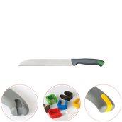 37023 Μαχαίρι ψωμιού με δόντι, λάμα 2,4x23cm, Σειρά Gastro, Pirge