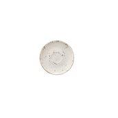 GRARIT02KT Πιατάκι πορσελάνης 12cm, για φλυτζάνι 80cc, Grain, BONNA