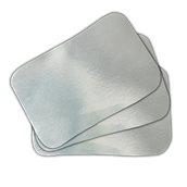 LID-131/100 Πακέτο 100 καπάκια μεταλιζέ για ταψάκι αλουμινίου R-31L - R1-31L