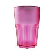 3763-77F Πλαστικό ποτήρι SAN πισίνας 42cl φούξια