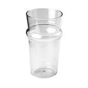 RTS2883-21 Πλαστικό ποτήρι SAN πισίνας 61cl διαφανές