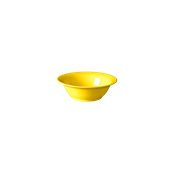 NATIVE-B15-YE Μπωλ κεραμικό 15cm, με ενισχυμένη αντοχή στο ξεφλούδισμα, κίτρινο
