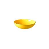 NATIVE-S19-YE Σαλατιέρα κεραμική 19cm, με ενισχυμένη αντοχή στο ξεφλούδισμα, κίτρινη