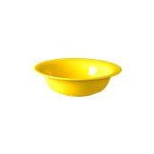 NATIVE-B24-YE Μπωλ κεραμικό 24cm, με ενισχυμένη αντοχή στο ξεφλούδισμα, κίτρινο