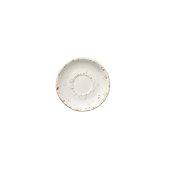 GRAGRM01KT Πιατάκι πορσελάνης 13cm, για φλυτζάνι 110cc, Grain, BONNA