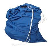 LBA-70100/BL Υφασμάτινος Σακος μεταφοράς ιματισμού 20kg, polyester, 70x100cm, με κορδόνι, B-LOCK, μπλε