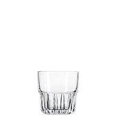 EV-PC/DOF290ML Πλαστικό ποτήρι PC, 290ml, χαμηκό whiskey, διαφανές