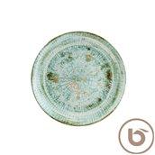 ODTOLGRM27DZ Πιάτο Ρηχό πορσελάνης 27cm, Odette Olive, BONNA