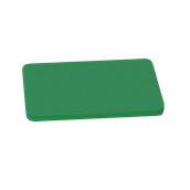 YPL-503012/GR Πράσινη Πλάκα Κοπής Πολυαιθυλενίου 50x30x1.2cm