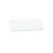 YPL-403012/WH Λευκή Πλάκα Κοπής Πολυαιθυλενίου 40x30x1.2cm