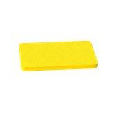 YPL-40302/YE Κίτρινη Πλάκα Κοπής Πολυαιθυλενίου 40x30x2cm