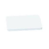 YPL-50302/WH Λευκή Πλάκα Κοπής Πολυαιθυλενίου 50x30x2cm