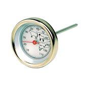 MF.250345 Θερμόμετρο κρέατος φ11.5cm, με ακίδα 9.5cm, 0 to +120°C, Matfer