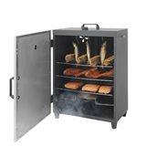 238486 Ηλεκτρικός φούρνος καπνίσματος (smoke infuser), 1600W, INOX, 54x38xΥ72cm, Hendi
