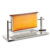 KAPP40340090 Βάση Κυρήθρας-Διανεμητής μελιού, επιτραπέζια, 23x68x32cm, KAPP