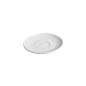 EC005090000 /A Πιατάκι κούπας Πορσελάνης Φ12cm, BRENDA, λευκό