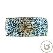 ALHMOV35DT Πιάτο Ορθογώνιος πορσελάνης 34x16cm, Alhambra, BONNA