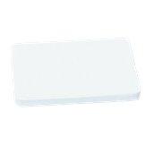YPL-60402/WH Λευκή Πλάκα Κοπής Πολυαιθυλενίου 60x40x2cm