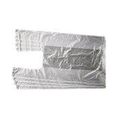 PSK-60/CL/10KG Συσκευασία 10 κιλών Σακούλεs / Τσάντες Φανελάκι HDPE 29+10 X 60cm Διαφανές