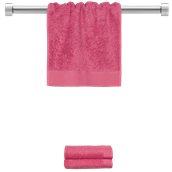 TWPR-3050-FX Πετσέτα χεριών φούξια 30x50 cm, Σειρά Premium , 600gr/m², Πενιέ, Fennel