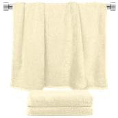 TWBA-70140-CR Πετσέτα μπάνιου κρεμ 70x140cm, 100% Bamboo, 650gr/m², Fennel