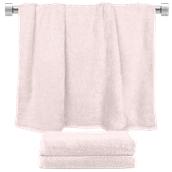 TWBA-70140-PK Πετσέτα μπάνιου ροζ 70x140cm, 100% Bamboo, 650gr/m², Fennel