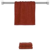 TWBA-3050-BD Πετσέτα χεριών μπορντώ 30x50cm, 100% Bamboo, 650gr/m², Fennel