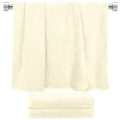 TWBA-70140-EC Πετσέτα μπάνιου εκρού 70x140cm, 100% Bamboo, 650gr/m², Fennel