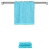 TWBA-3050-CN Πετσέτα χεριών γαλάζιο 30x50cm, 100% Bamboo, 650gr/m², Fennel