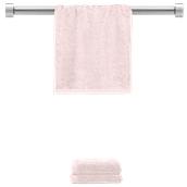 TWBA-3050-PK Πετσέτα χεριών ροζ 30x50cm, 100% Bamboo, 650gr/m², Fennel