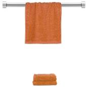 TWBA-3050-PMP Πετσέτα χεριών πορτοκαλί 30x50cm, 100% Bamboo, 650gr/m², Fennel