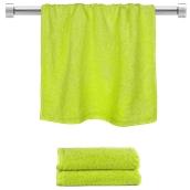 TWBA-50100-MA Πετσέτα προσώπου λαχανί 50x100cm, 100% Bamboo, 650gr/m², Fennel