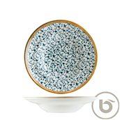 CLFGRM27CK Πιάτο Βαθύ πορσελάνης 27cm, Calif, BONNA