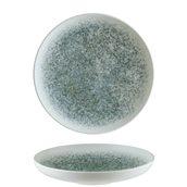 S-MT-LUNOCHYG28CK Πιάτο Βαθύ Pasta πορσελάνης 28cm, Lunar Ocean Blue, BONNA