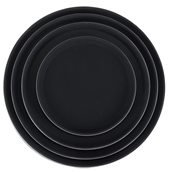 WHP1600 Δίσκος αντιολισθητικός φ40cm, πλαστικός, μαύρος
