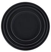 WHP1400 Δίσκος αντιολισθητικός, φ36cm, πλαστικός, μαύρος