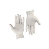 2999220101 Σετ 100τεμ γάντια Λάτεξ, ελαφρώς πουδραρισμένα, SMALL, Endless