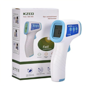 KZED-8801 Θερμόμετρο υπερύθρων, οθόνη 3 χρωμάτων, στιγμιαία μέτρηση χωρίς επαφή