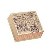 025.04.002 Κουτί Φούρνου, σχέδιο BAKERY No15, τιμή ανά κιλό