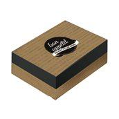 025.16.004 Κουτί μεταλιζέ BON APPETIT Κοτόπουλο μεγάλο, 29x17.2x8cm