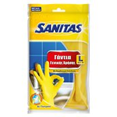 8571007617 Ζεύγος Γάντια γενικής χρήσης, Large, SANITAS PRO