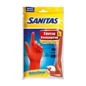 8571020080 Ζεύγος Γάντια γενικής χρήσης, Ενισχυμένα, Large, SANITAS PRO