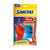 8571020079 Ζεύγος Γάντια γενικής χρήσης, Ενισχυμένα, Medium, SANITAS PRO