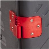 TC12/HINGER Ανταλλακτικός μεντεσές (ΣΕΤ αρσενικό+θυληκό) για Ισοθερμικό Κουτί, Plast Port