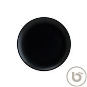 NOTGRM27DZ Πιάτο Ρηχό πορσελάνης 27cm, Notte Black, BONNA